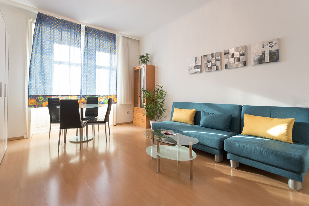 Apartment Vienna Living Room